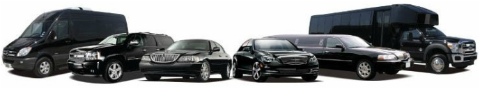 Vancouver airport limo fleet