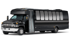 private shutle bus rental Vancouver BC