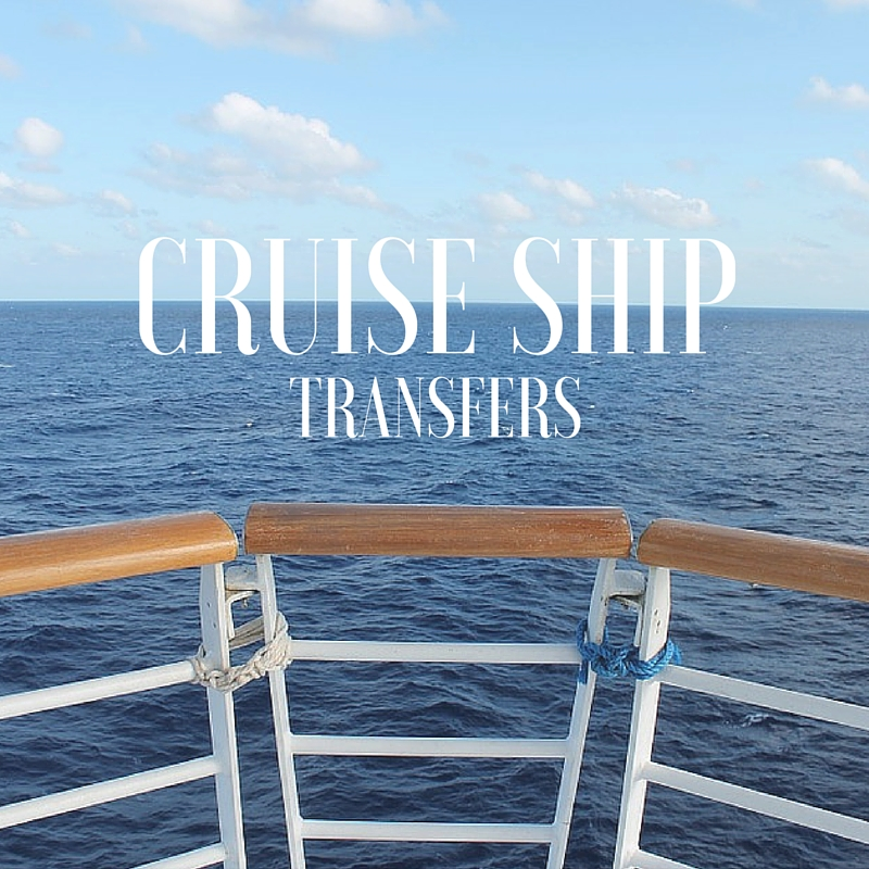 Cruise ship transfers Vancouver