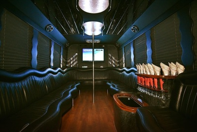 Best Vancouver BC Party Bus Rental