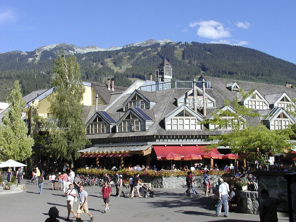 Vancouver to Whistler transportation